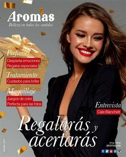 Ofertas de Perfumerías y belleza  en el folleto de Perfumerías Aromas en Alcalá de Henares