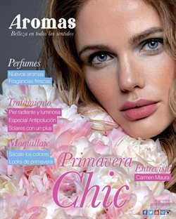 Ofertas de Perfumerías Aromas  en el folleto de Dos Hermanas