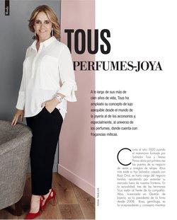 Ofertas de Tous en el catálogo de Perfumerías Aromas ( Publicado ayer)