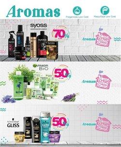 Ofertas de Perfumerías Aromas en el catálogo de Perfumerías Aromas ( 10 días más)