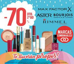 Ofertas de Perfumerías Aromas  en el folleto de Sevilla