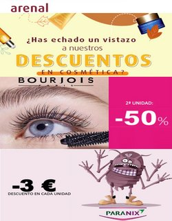 Catálogo Arenal Perfumerías ( 8 días más)