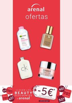 Ofertas de Arenal Perfumerías en el catálogo de Arenal Perfumerías ( 30 días más)