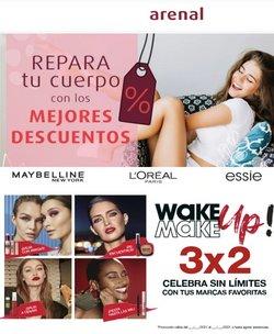 Ofertas de Arenal Perfumerías en el catálogo de Arenal Perfumerías ( Caduca hoy)
