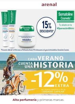 Catálogo Arenal Perfumerías ( 7 días más)