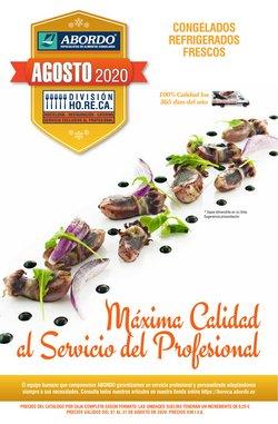 Catálogo Abordo en Valencia ( 21 días más )