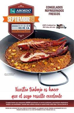 Catálogo Abordo en Valencia ( 4 días más )
