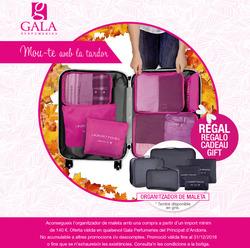 Ofertas de Gala Perfumeries  en el folleto de Andorra la Vella