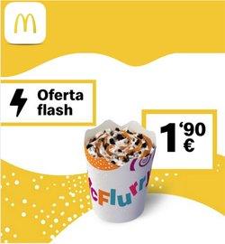 Ofertas de Restauración en el catálogo de McDonald's ( 4 días más)