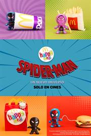 Spider-man en McDonald's