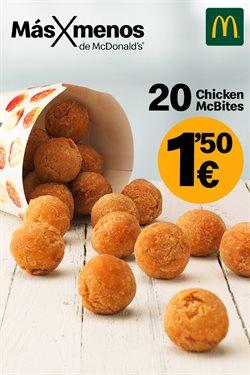 Ofertas de McDonald's  en el folleto de Figueres