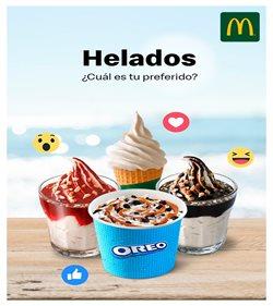 Ofertas de Restauración  en el folleto de McDonald's en Barberà del Vallés