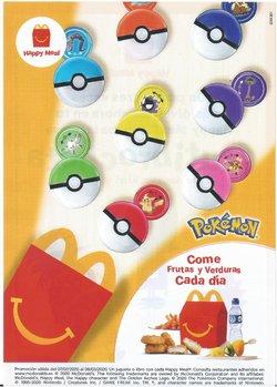 Catálogo McDonald's en San Sebastián de los Reyes ( 15 días más )