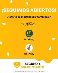 Ofertas de Seguros en McDonald's