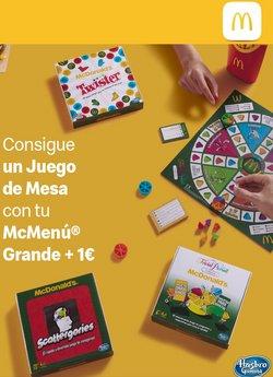 Catálogo McDonald's ( Caducado)
