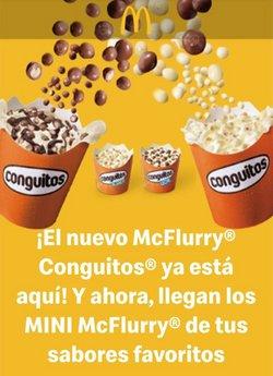 Catálogo McDonald's ( 9 días más)