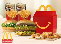 Catálogo McDonald's ( 6 días más)
