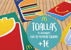 Ofertas de Restauración  en el folleto de McDonald's en Ourense
