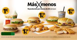 Ofertas de McDonald's  en el folleto de A Coruña