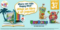 Ofertas de Restauración  en el folleto de McDonald's en Huesca