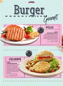 Ofertas de Hamburguesas de pollo  en el folleto de Bofrost en Madrid