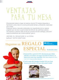 Ofertas de Juegos educativos  en el folleto de Bofrost en Sevilla