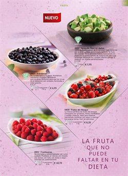 Ofertas de Frutas del bosque  en el folleto de Bofrost en Madrid