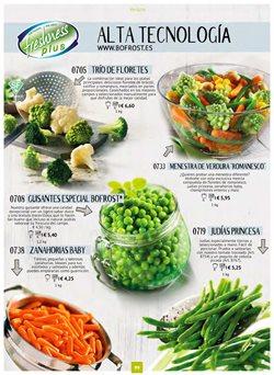 Ofertas de Zanahorias  en el folleto de Bofrost en Madrid