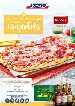 Ofertas de Hiper-Supermercados  en el folleto de Bofrost en Ferrol