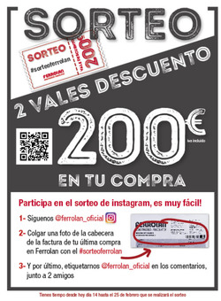 Ofertas de Ferrolan  en el folleto de Santa Coloma de Gramenet