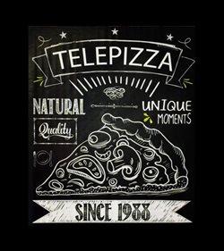 Ofertas de Restauración  en el folleto de Telepizza en Guadalajara