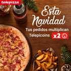 Catálogo Telepizza en Vigo ( Caducado )