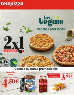 Catálogo Telepizza ( Caducado)