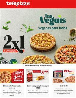 Catálogo Telepizza ( Caduca mañana)