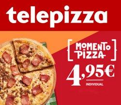 Catálogo Telepizza ( 10 días más)