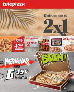 Catálogo Telepizza ( Caduca hoy)