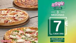 Ofertas de Telepizza  en el folleto de Dos Hermanas