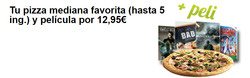 Ofertas de Telepizza  en el folleto de Las Palmas de Gran Canaria