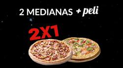 Ofertas de Telepizza  en el folleto de Palamos