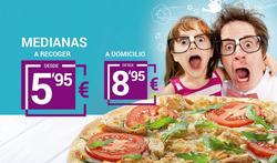 Ofertas de Telepizza  en el folleto de Chiclana de la Frontera