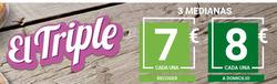 Ofertas de Telepizza  en el folleto de San Fernando