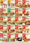 Catálogo de Burger King Alzamora en Alcoi ( 9 días más )
