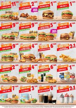 Ofertas de Restauración en el catálogo de Burger King en El Puerto De Santa María ( Publicado hoy )