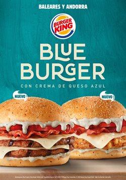 Ofertas de Arla en Burger King