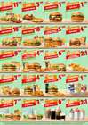 Catálogo Burger King en Mijas ( Caducado )