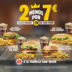 Ofertas de Sabe en Burger King