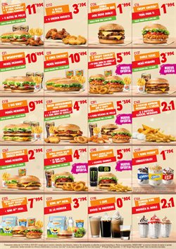 Ofertas de Costa Blanca en Burger King