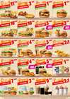 Ofertas de Restauración en el catálogo de Burger King en Albacete ( 3 días más )