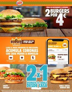 Catálogo Burger King ( Caducado)