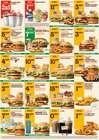 Catálogo Burger King ( Más de un mes )